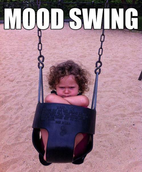 marijuana withdrawals - mood swings